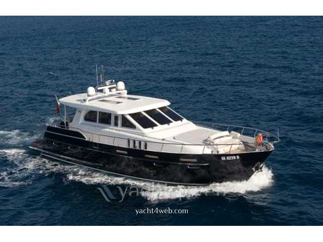 Antema yachting Pacific 170