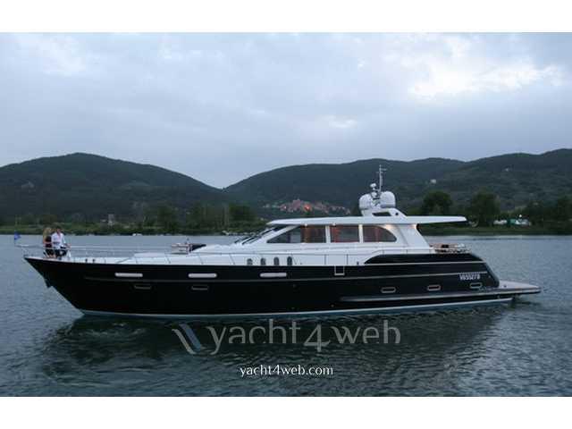 Antema yachting Pacific 200