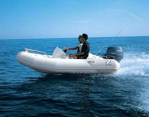 Zodiac Zodiac Yachtline 420 deluxe