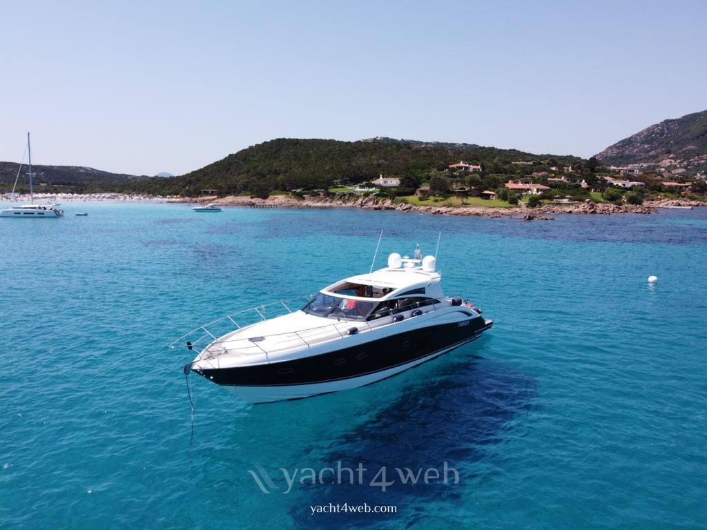 PRINCESS V 62 Motorboot gebraucht zum Verkauf