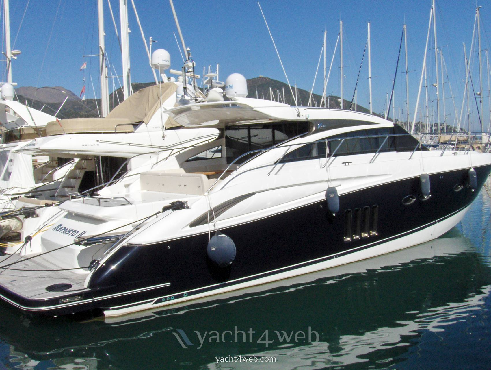 PRINCESS V 62 Motor boat used for sale