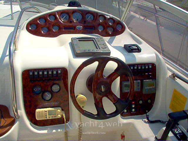 SESSA MARINE Oyster 35 Motor boat used for sale