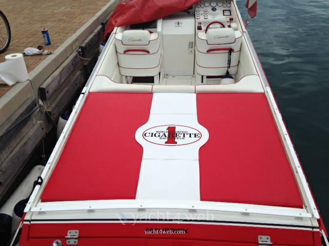 Cigarette 38 top gun Motor boat used for sale