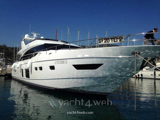 PRINCESS YACHTS Princess p 82