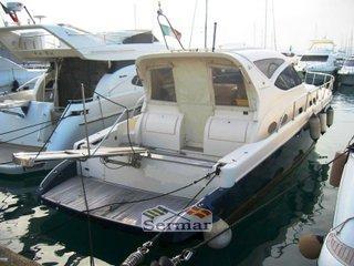 Cantieri Navali del Tirreno Cayman 43 ht