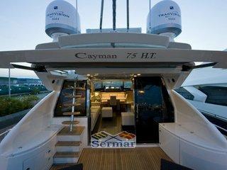 Cantieri Navali del Tirreno Cayman 75