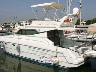 Raffaelli Yachts Typhoon fly