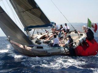 Baltic yachts 43