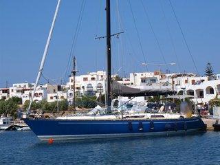 Baltic yachts Baltic 55