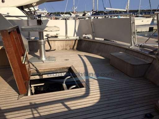 Cantieri Navali Liguri Cantieri Navali Liguri Ghibli 8v - 8 v