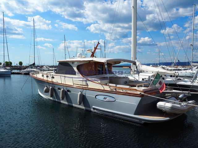 Abati Yachts Abati 55 portland - ay 55