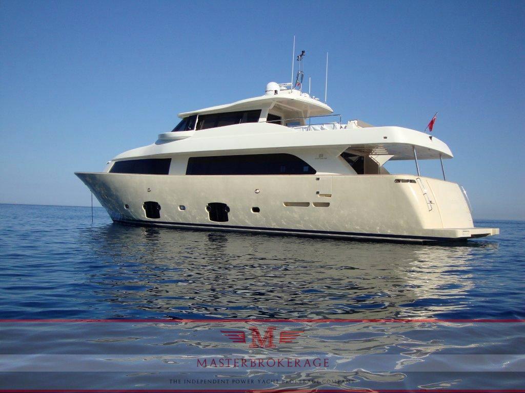 Ferretti custom line Navetta 26