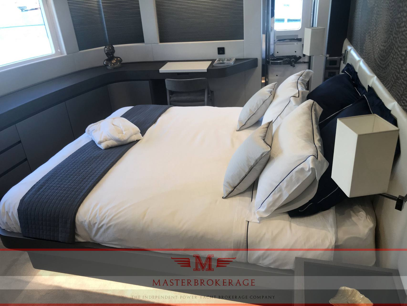 GULF CRAFT Nomad 95 suv Barco a motor novo para venda