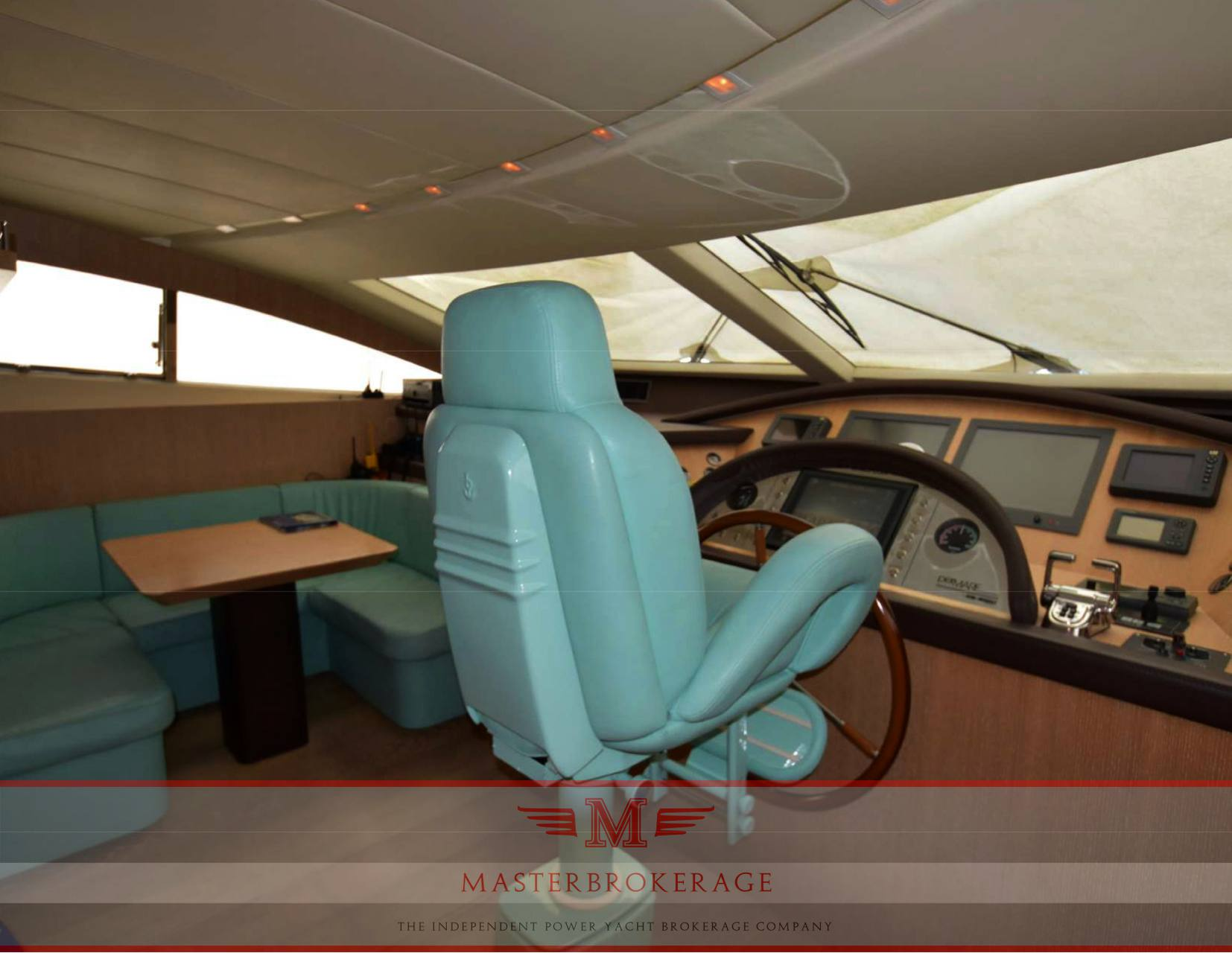 PERMARE Amer 86 Flybridge usato