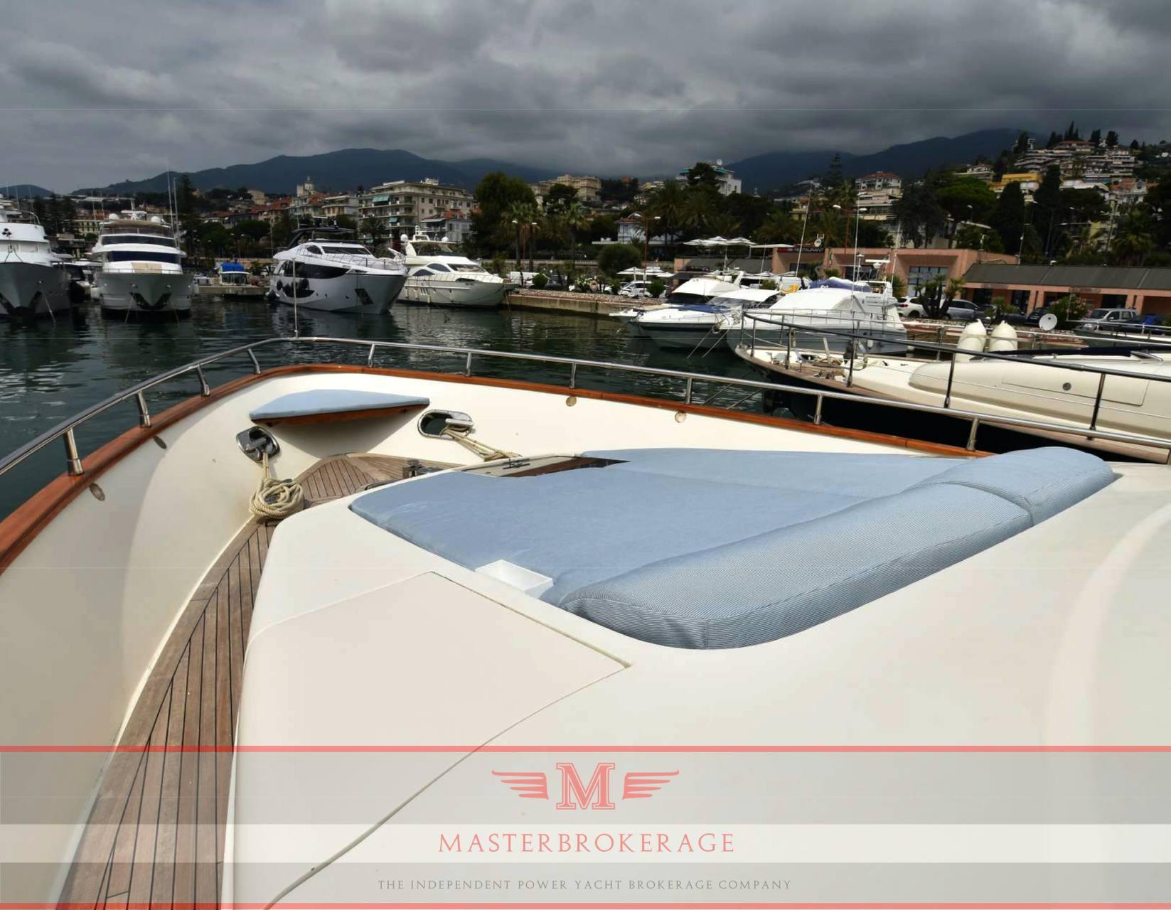 PERMARE Amer 86 Barca a motore usata in vendita