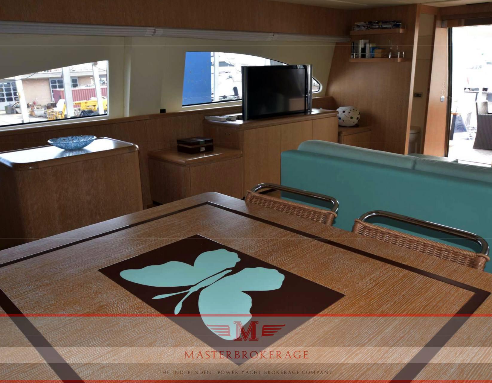 PERMARE Amer 86 barca a motore