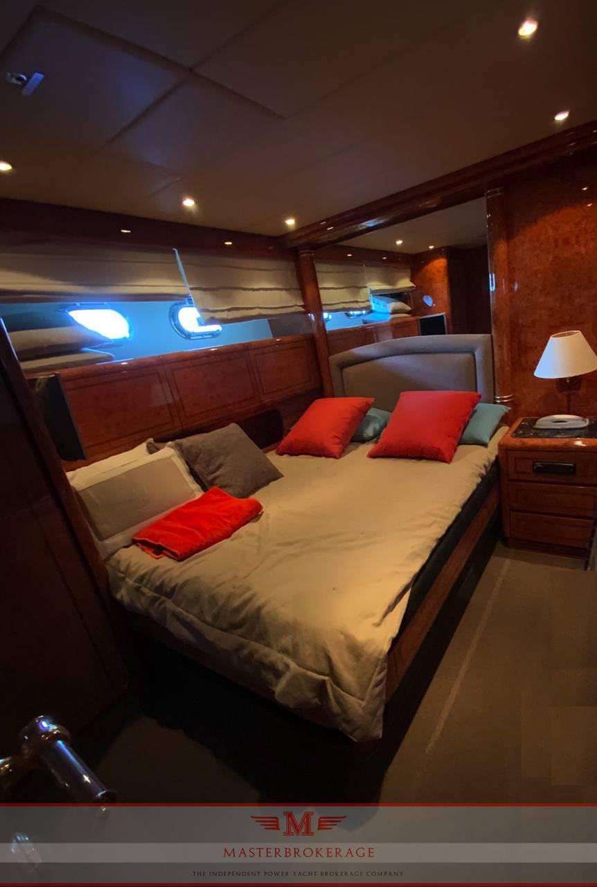 OVERMARINE Mangusta 72 barco de motor