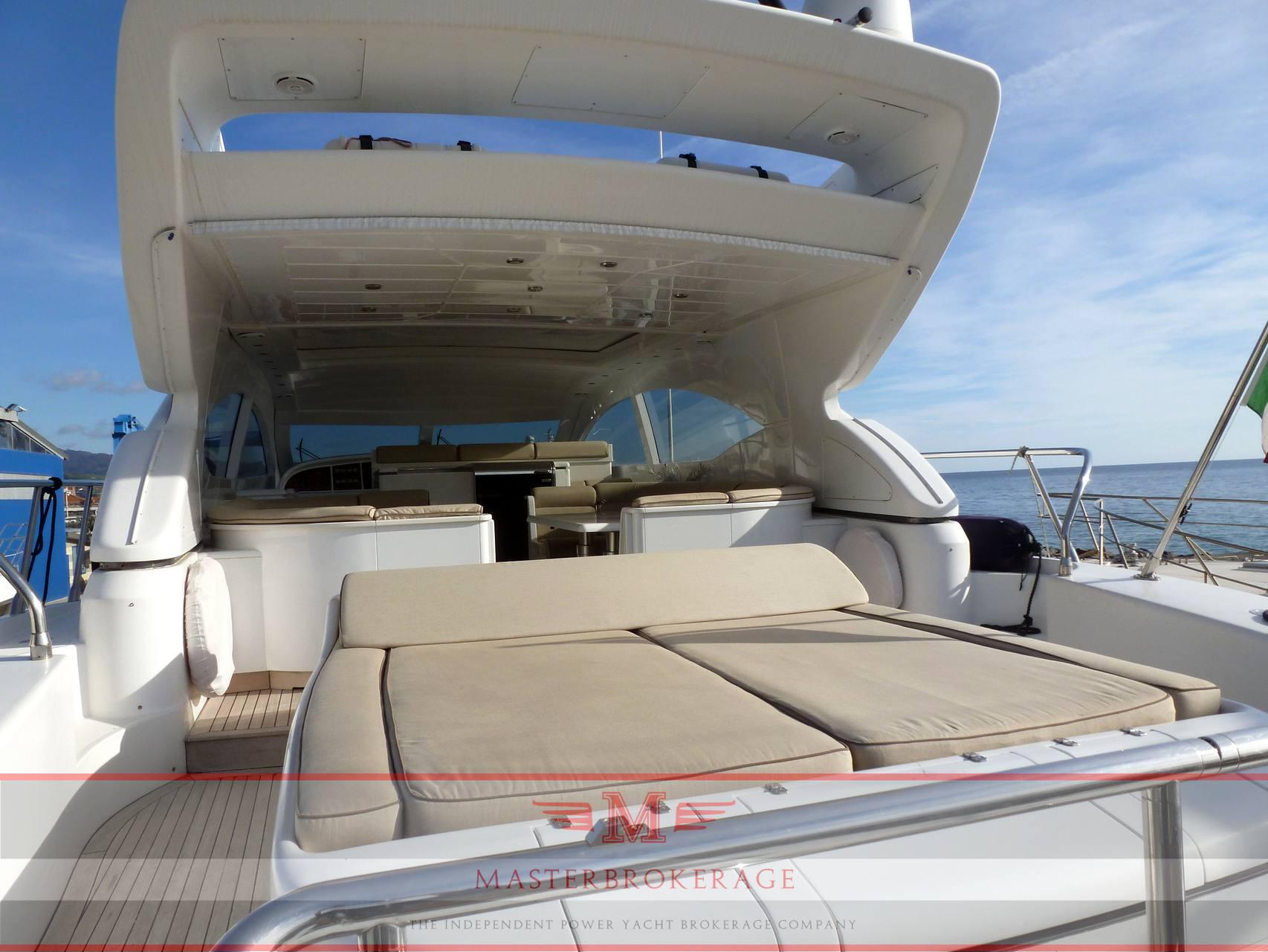 OVERMARINE Mangusta 72 Barco de motor usado para venta