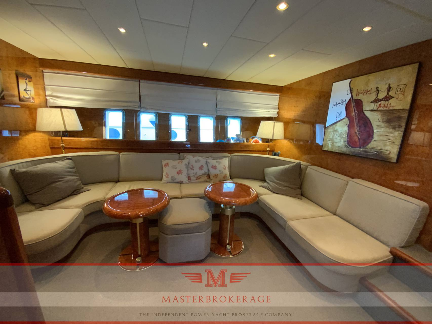 OVERMARINE Mangusta 72 Express Cruiser usado