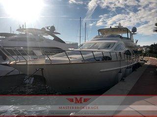 Azimut Yachts Az 80 USATA