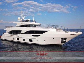 Azimut Yachts Delfino 95