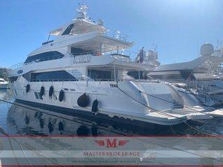 Gulf craft Majesty 110 USATA