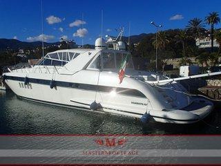 Overmarine Mangusta 80 open