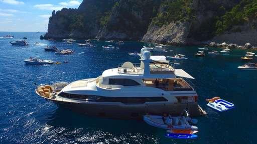 Ferretti custom line Ferretti custom line Navetta 26 crescendo