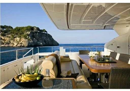 Ferretti yachts custom line Ferretti yachts custom line Ferretti cl 97