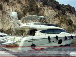 Ferretti yachts Ferretti 631