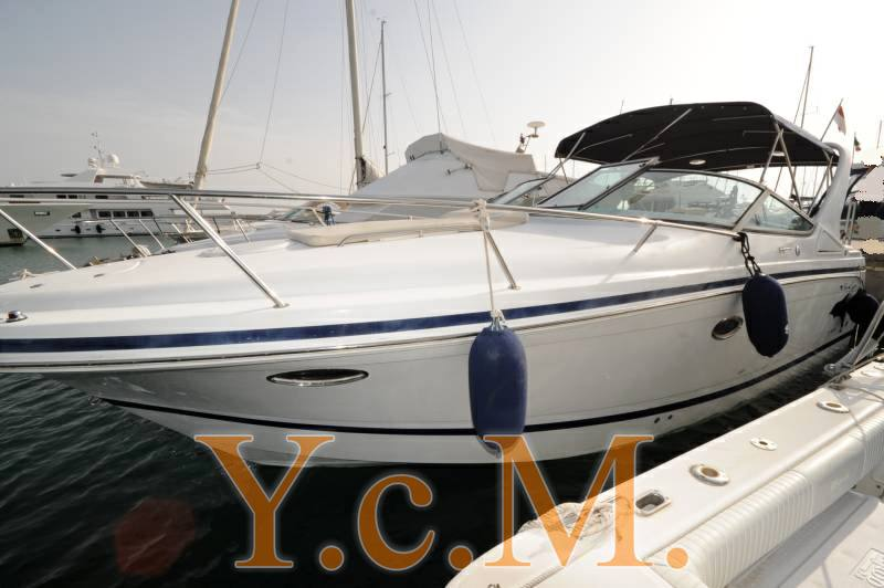 Chris craft 308 express cruiser from 2001 used italy for Chris craft express cruiser for sale
