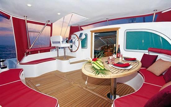 Alliaura marina Privilege 495 naej