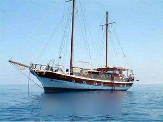 Turkish shipyard Caicco mt 21 cizdaroglu