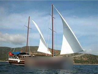Turkish shipyard Caicco ariva ii