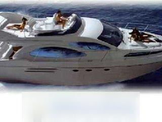 Azimut yachts Az 46 kiral
