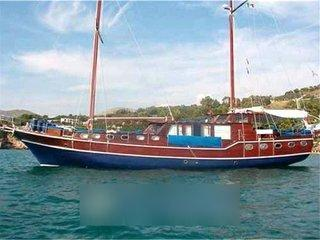Turkish shipyard Caicco mt.23.90 regina del sud