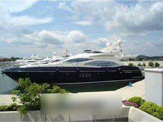 Azimut yachts 68 plus ares nina