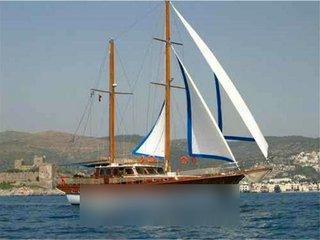 Turkish shipyard Caicco mt 22.60 rex siciliae i