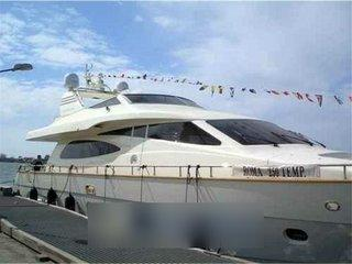 Canados yachts 72 gollum