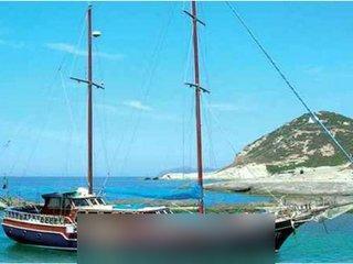 Cantiere turco Caicco 24 mt alissa