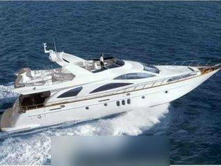 Azimut yachts 80 karu