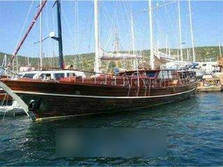 Cantiere turco Caicco 27 mt lady hawke
