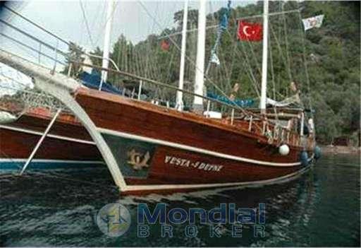 Cantiere turco Cantiere turco Caicco 24 mt define