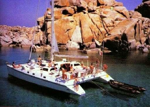 Jeantot marine Jeantot marine Privilege 47 bonaire
