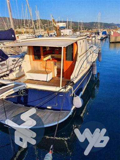 Cantieri Estensi Goldstar 360 Motor yacht