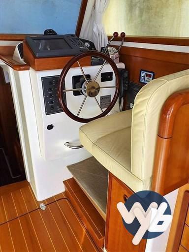 Cantieri Estensi Goldstar 360 motor boat
