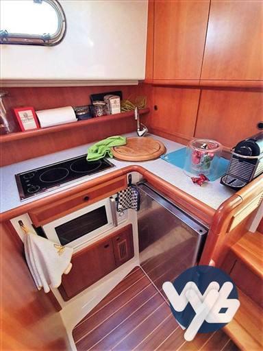 Cantieri Estensi Goldstar 360 used