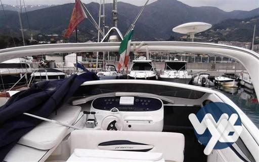 Bruno Abbate Primatist g 36 bateau à moteur