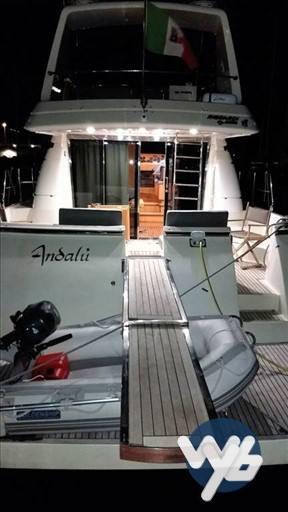 Posillipo Technema 55 Barca a motore usata in vendita
