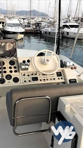 Posillipo Technema 55 barca a motore